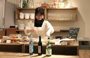 湊川キッチン〜その②〜 まさに隠れ家!本当は教えたくない、ちょい呑みカフェでゆる〜り。