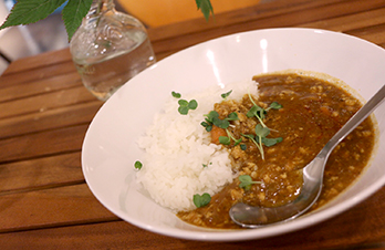 湊川キッチン〜その①〜 いつも食べたい、癒される優しいカレー屋さん♪