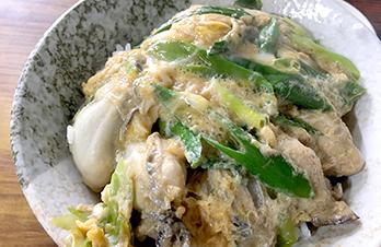冬の味覚!ゴロゴロ牡蠣丼が超リーズナブル&絶品!