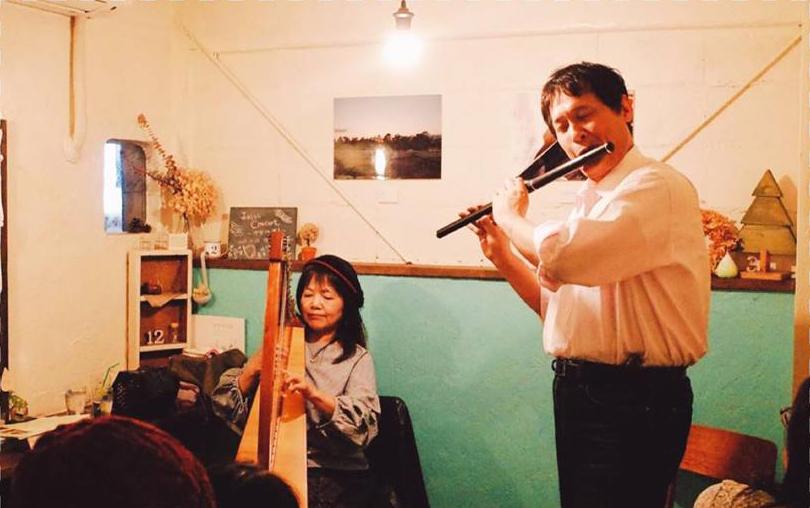【cafe Shizuku】2/24sat. アイリッシュコンサート