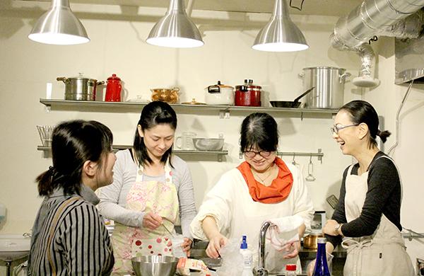 市場をもっと実用的に!料理教室「いちばcooking」開講!