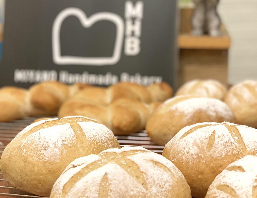 湊川にパン屋さんがオープン!パークタウン2階「神戸湊川Otonari」