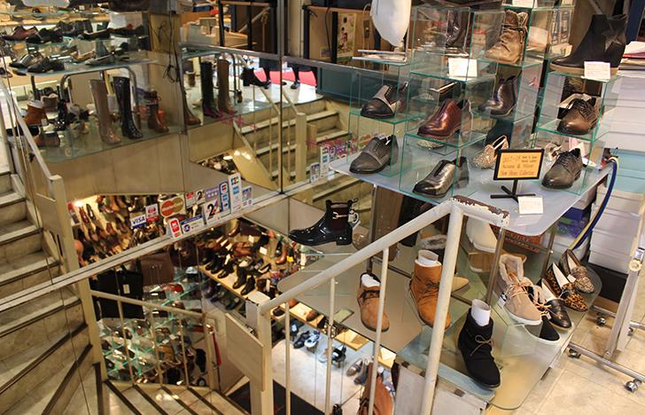 ギャル靴店