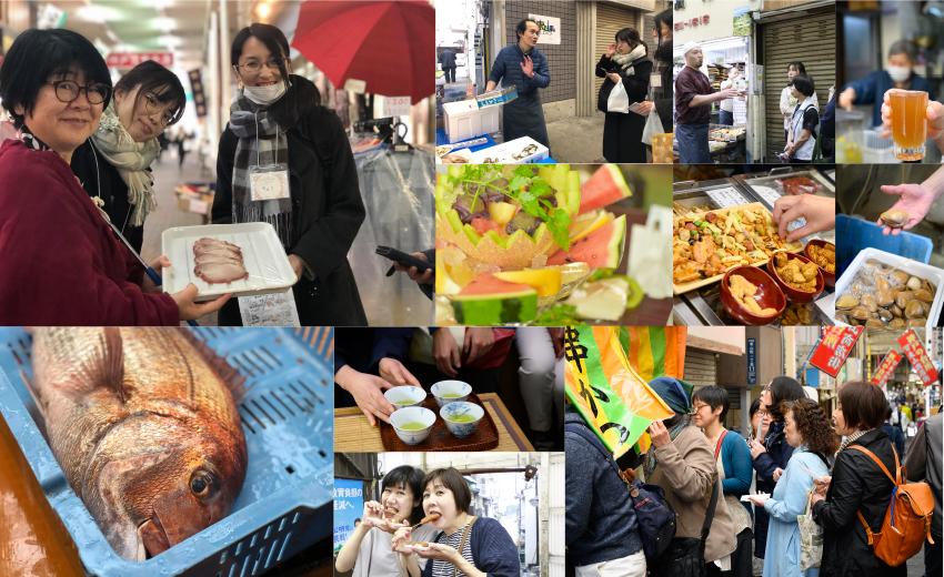 湊川のまちを味わい尽くす!人気のまち巡りツアー★参加者募集中!